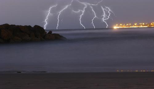 burza Jak zapewnić sobie bezpieczeństwo w trakcie burzy?