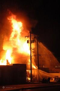 pożart 199x300 Jak zapobiegać zatruciu czadem?
